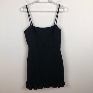 228a713b6a7b Lulu s Dresses - Lulu s Spoon Full Of Sass Black Bodycon Mini Dress